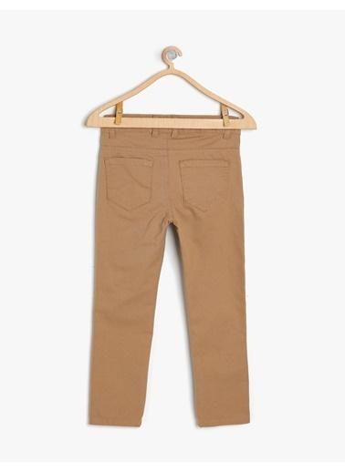 Koton Kids Pantolon Camel